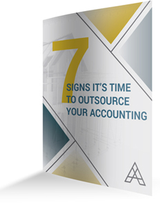 7 Signs it's time to outsource your accounting