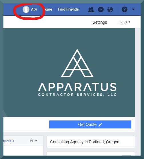 facebook business page step 12