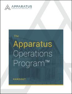 operations handout