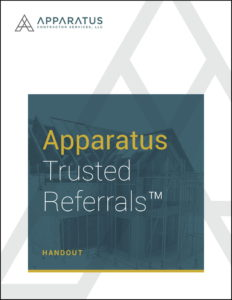 trusted referrals