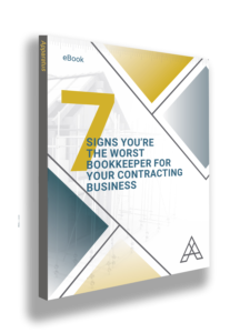 7 Signs Bookkeeping