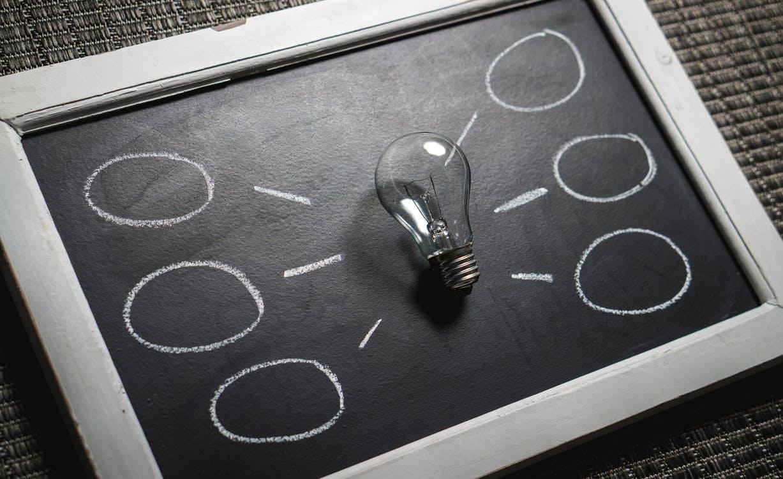 Light bulb business ideas