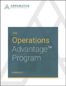 The Operations Advantage™ Program